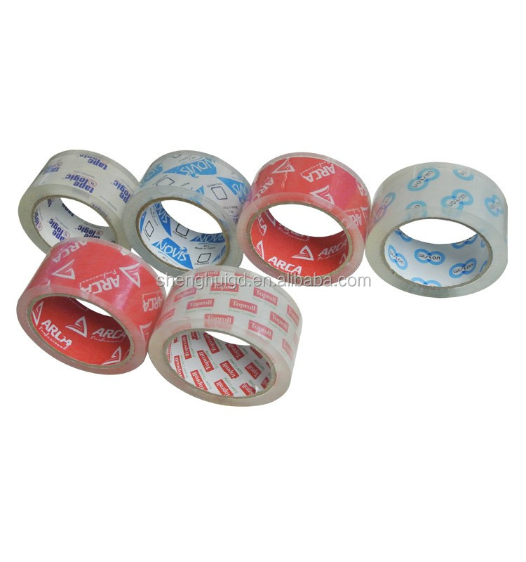 Iran Market Crystal Super Clear Packing Tape