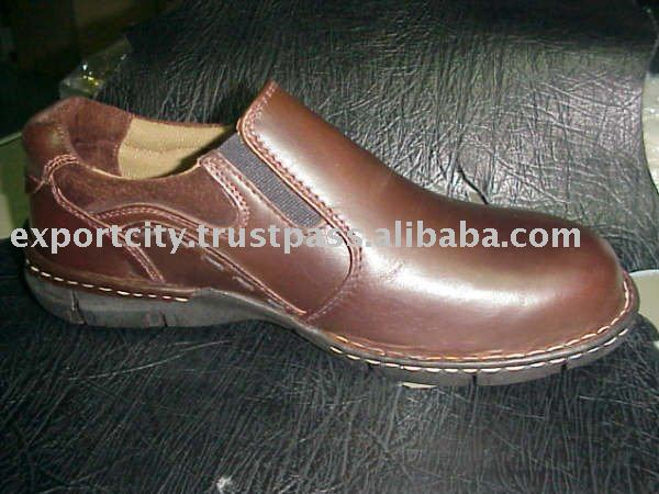 Men leather shoes leather footwear JUN09