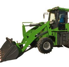 road construction machine mini tractors with front end loader