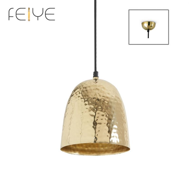 Hot sell Home contemporary hammered Silver Pendant Lighting