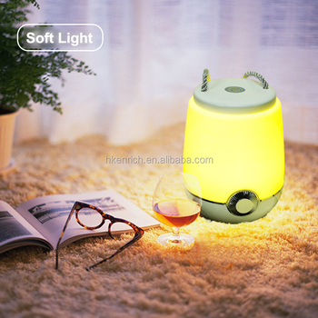 Indoor Portable LED Bluetooth Music Mood Light for Wedding