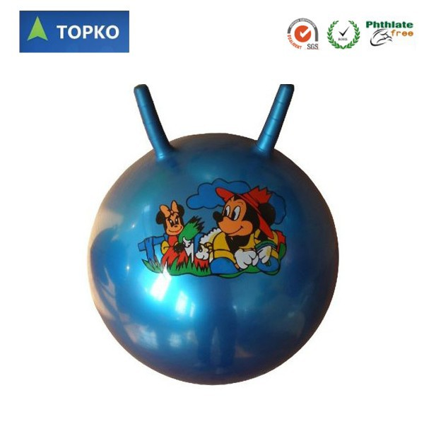 Wholesale custom logo printing exercise kids mini yoga ball