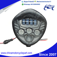 Motorcycle Headlight For 2010-2016 CROSS MODELS 07-16 CRUISERS