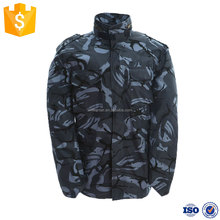 Wholesale Rip-Stop British Marine Camo m65 jacket