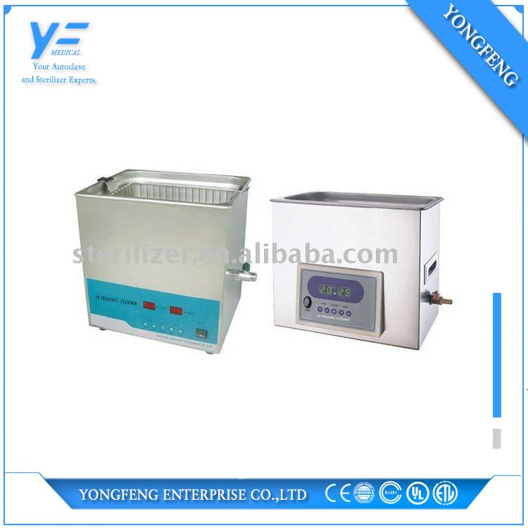 PS-30A Lab Ultrasonic Cleaner with Heating Function