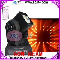 popular light stage equipment factory wash spot beam 60w led moving head