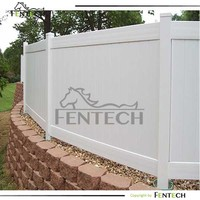 High Quality Privacy Fence Used For