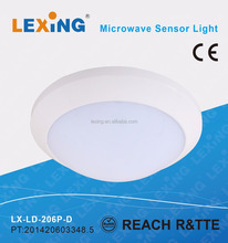 Newly design intelligent ceiling mount sensor LED light for home use