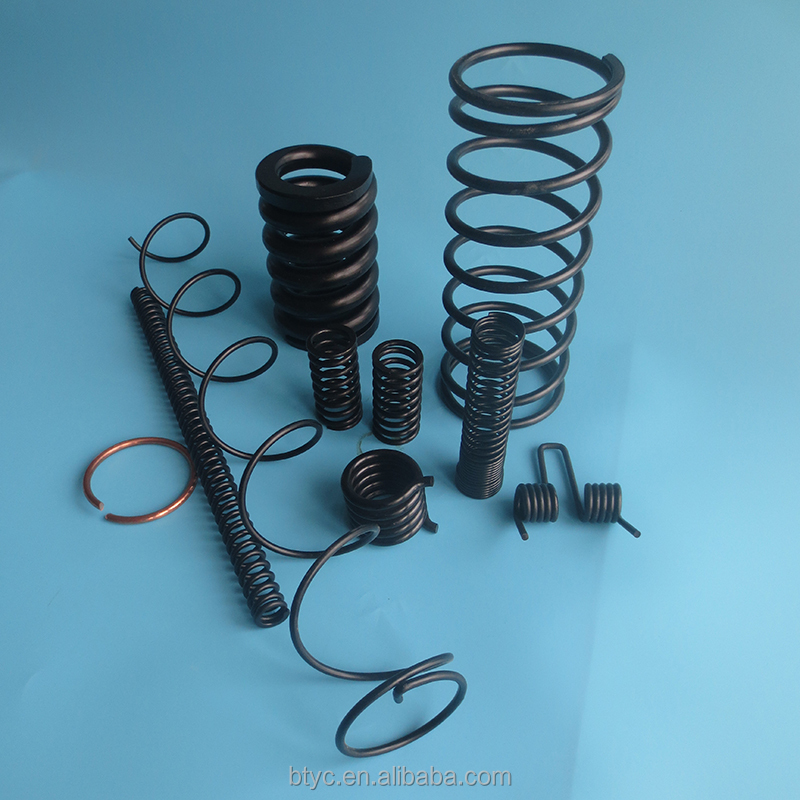 Custom Auto Spare Parts Helical Compression Springs
