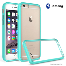 New TPU material Material for Apple iPhones Compatible Brand transparent phone case