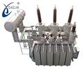 low loss oil-immersed 25mva 69 kv transformer