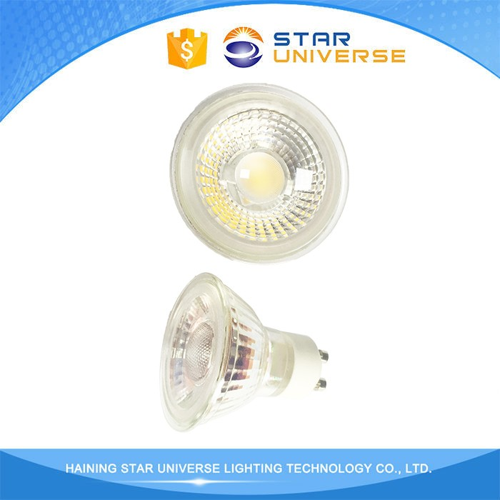 China Suppliers SMD Cheap GU10 6w led spotlight