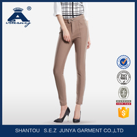 Newest Cotton Spandex Thermal Ladies Fashion Skinny Pant On Sale