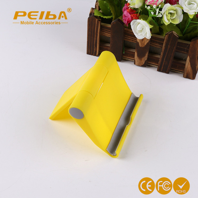 Plastic Mobile Phone Holder/ ABS Cellphone Stand for iPhone for iPad