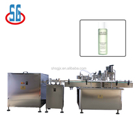 Antibiotics Filling Production Line/Full Automatic Juicy/Berverage/Bottle Water/Oil Filling Machine