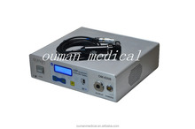 LED light source, high definition endoscopic fiber optic cable system