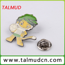 OEM wholesale Souvenir Gifts kids lapel pins