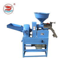 WANMA9002 Zero Freight Mini Rice Mill Machinery Price for Thailand