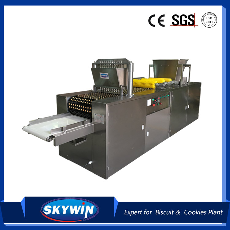 Stamp Biscuit Automatic Biscuit Filling Machine