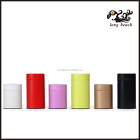 Hot Sale Tin Cans for Food Canning , Stainless Steel Tea Coffee Sugar Canisters