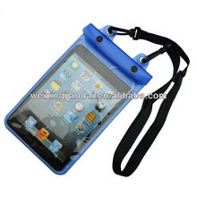 fashion waterproof dry bag for ipad3 Ipad mini 2013 hot selling