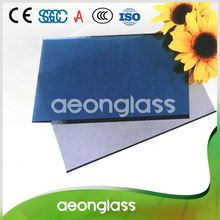 High Quality Tempered Stained Tinted Reflective Glass Sheet