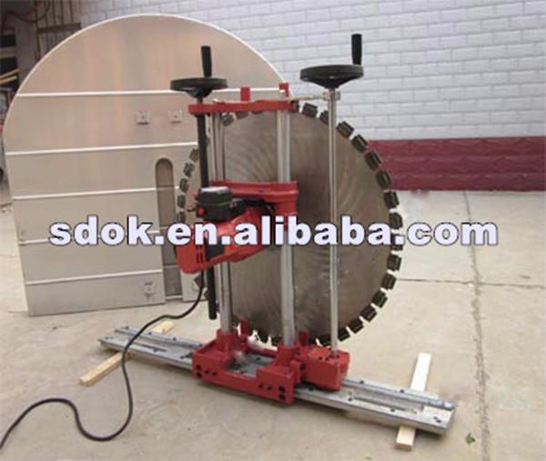 Hydraulic Concrete Wall Saw : Hydraulic mm concrete wall saw cutting machine circular