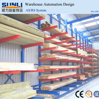 China Supplier Single Side Cantilever Storage