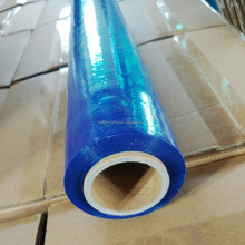 Casting Processing LLDPE Hand Blue Film Stretch American