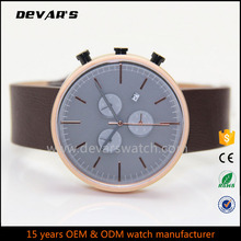 Slim Stone Quartz Watch Bezel Japan Movt, Custom Logo Watch Band, Top 10 Watch Brands