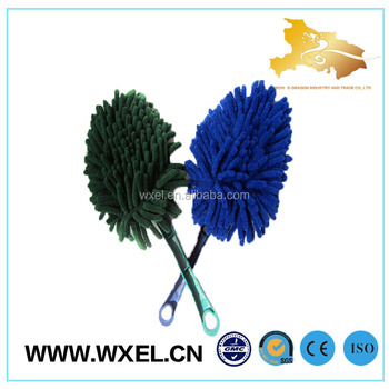 wholesale absorbent soft bristle car wash brush head