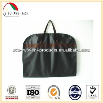 hot selling foldable luxury garment bag for mens