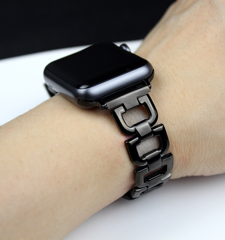 Special Stainless Steel Band Strap For Smart Apple Watch 38mm 42mm
