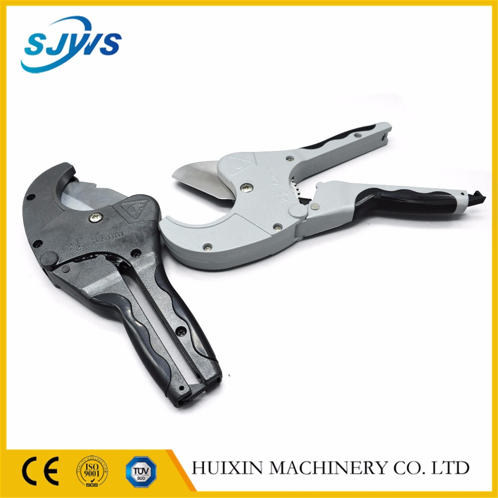 High strength plastic steel pipe scissor for plumbing