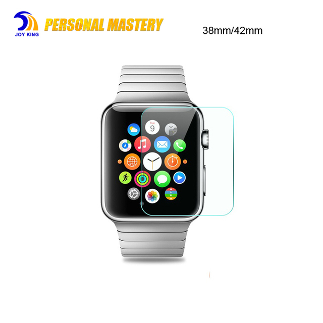 38MM 42MM watch Screen Protector 9H 2.5D Ultra Thin Tempered Glass for Apple Watch Screen Protector