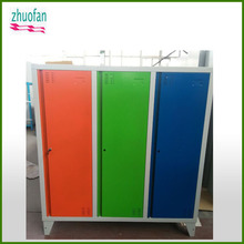 indian bedroom wardrobe 3 door steel cabinet