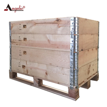 Customized industrial packing wooden custom box for transport
