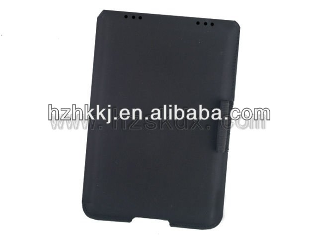 slim PU leather case for Amazon kindle fire