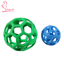 Best selling!Hollow out roller rubber ball durable chew ball interactive dog toy