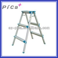Domestic Aluminum Step Tool Aluminum Ladder