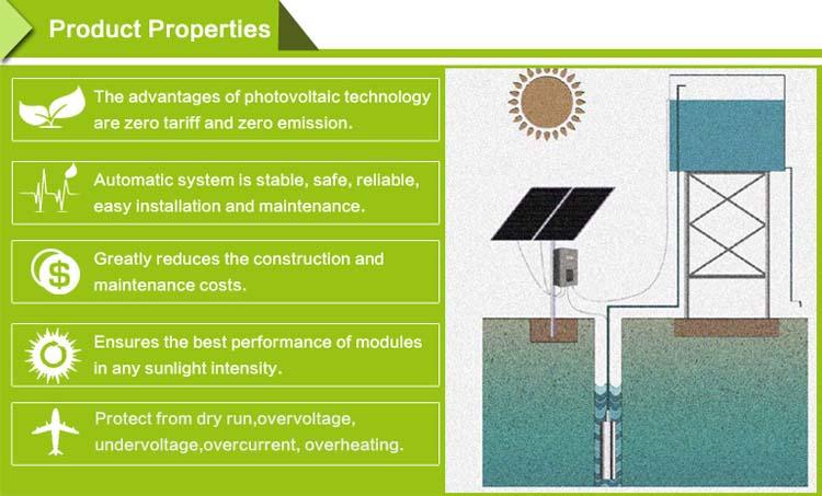 Solar deep well pump bombas de agua solares para pozos - Bombas de agua para pozos ...