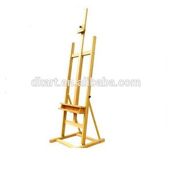 Book Studio Art Sketch Artist Adjust Wooden Easel Stand