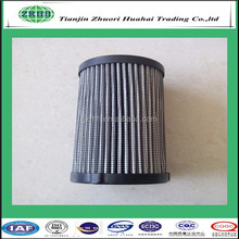 Gold Supplier replace MP HP0371P10VA for solvent plants Wire mesh cloth oil filter