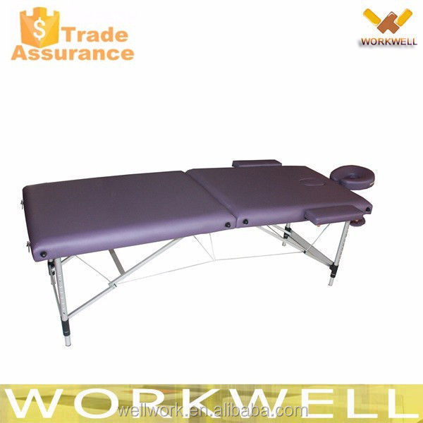 WorkWell sex ayurvedic massage table Kw-T2723b