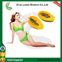 Best quality competitive price Papain/Carica Papaya 9001-09-6 100% natural