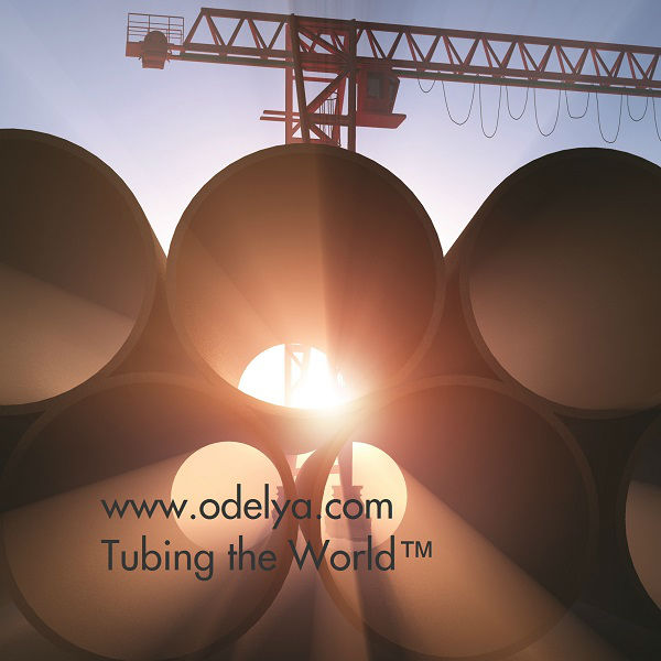 Cement Mortar Lined Large Diameter Steel Tubes