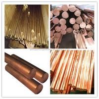 Best Copper Rod 8mm Copper Rod Price Oxygen-free Copper Rod 99.99%