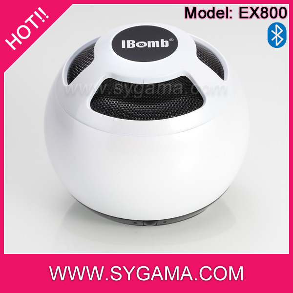 Music ball portable Wireless speaker amplifier bluetooth for smartphone