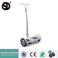 wholesale electric scooter two wheel self balance scooter with handle bar