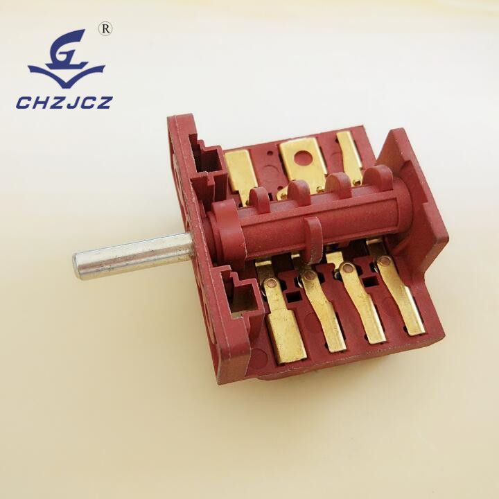 Electrical Rotary switch for gas burner,electrical switching